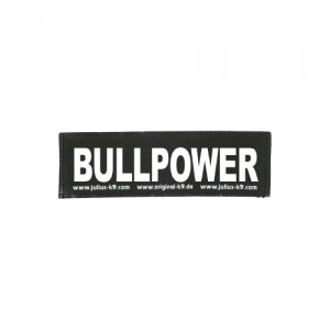 Julius-K9 Labels Groot - Bullpower