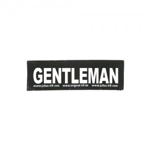 Julius-K9 Labels Groot - Gentleman