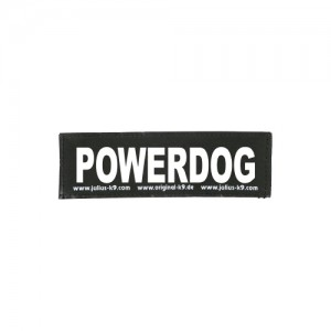 Julius-K9 Labels Groot - Powerdog