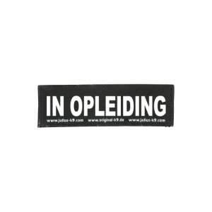 Julius-K9 Labels Klein - In opleiding