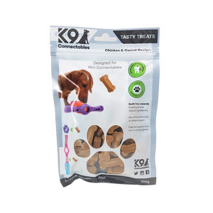 K9 Connectables Tasty Treats – Chicken & Carrot – 100 g