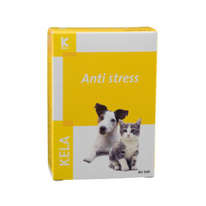 Kela Anti Stress - 60 tabletten