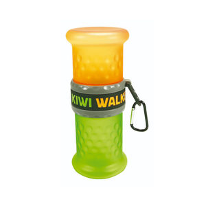 Kiwi Walker Travel Bottle 2in1 – Oranje & Groen