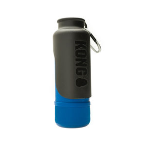 KONG H2O Insulated Stainless Steel Water Bottle – Blauw – 750 ml