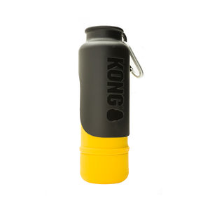KONG H2O Insulated Stainless Steel Water Bottle – Geel – 750 ml