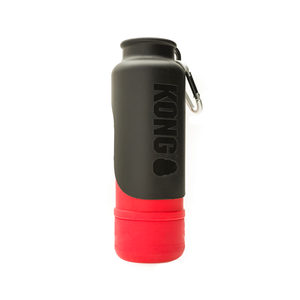 KONG H2O Insulated Stainless Steel Water Bottle – Rood – 750 ml