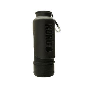 KONG H2O Insulated Stainless Steel Water Bottle – Zwart – 750 ml