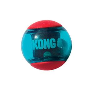 KONG Squeezz Action Red - Small (3 ballen)