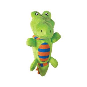 KONG Stretchezz Tugga - Krokodil - Maat S