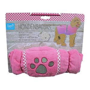 lief! Girls Hondenbadjas – XL