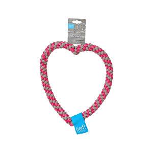 lief! Girls Hondenspeelgoed – Floshart – 30 cm