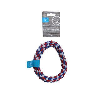 lief! Unisex Hondenspeelgoed – Flosring – 16 cm