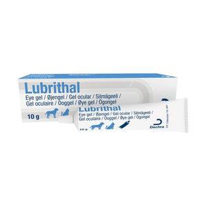 Lubrithal Ooggel - 10 gram