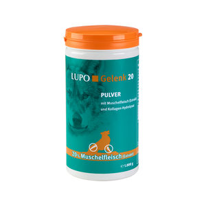 Luposan Gelenk 20 - Poeder - 1000 g