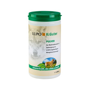 Luposan Kräuterkraft / Kruidenkracht poeder - 1000 g