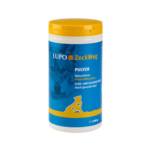 Luposan Zeckweg (tekenvrij) - 1000 g