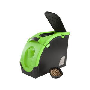Maelson Dry Box Deluxe 56 x 24 x 41 cm Zwart/Groen online kopen