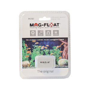 Mag-Float Aquarium Cleaner - Plastic - Mini