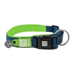 Max & Molly Smart ID Halsband - Groen - L