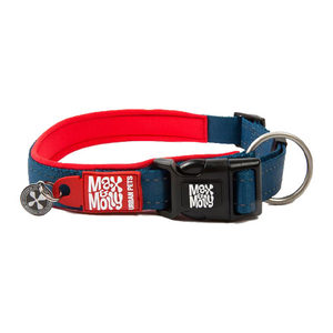 Max & Molly Smart ID Halsband - Rood - XS