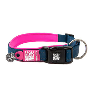 Max & Molly Smart ID Halsband - Roze - M