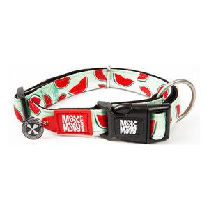 Max & Molly Smart ID Halsband - Watermelon - L