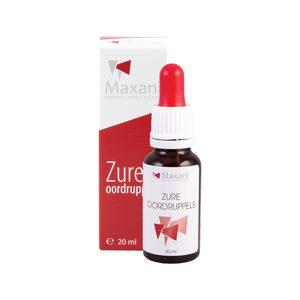 Maxani Zure Oordruppels – 20 ml