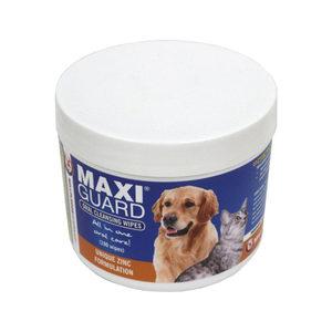 Maxi Guard Gebit Reinigingsdoekjes – 100 stuks
