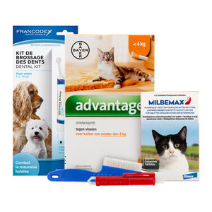 Medpets Kittenpakket - 1 tot 2 kg