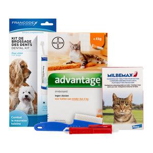 Medpets Kittenpakket – 2 tot 4 kg