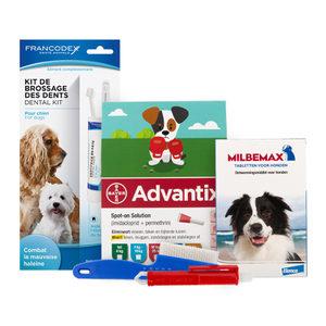 Medpets Puppypakket – 10 tot 25 kg
