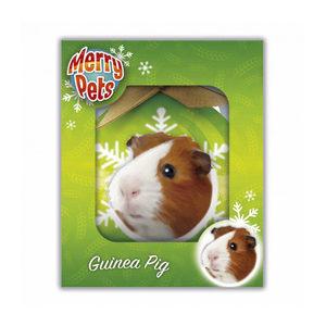 Merry Pets Kerstbal Cavia