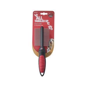 Mikki Dual Comb for Medium Fine Coat