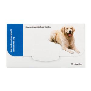 Milbemax - grote hond - 50 tabletten
