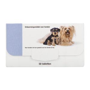 Milbemax - kleine hond - 50 tabletten kopen