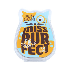 Miss Purfect - Cheesy Chunks - 75 g