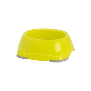 Moderna Plastic Hondeneetbak Smarty – Geel – 1245 ml