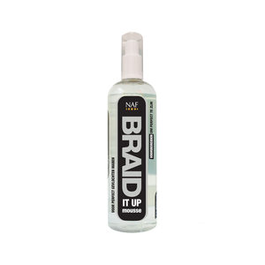 NAF Braid It Up Mousse - 500 ml