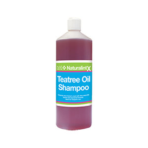 NAF NaturalintX Teatree Oil Shampoo - 5 Liter