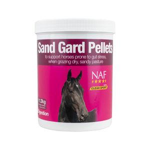 NAF Sand Gard Pellets - 1,2kg