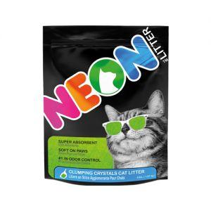 Neon Litter Kattenbakvulling - Groen - 1,8 kg