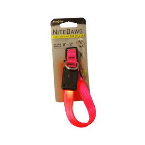 Nite Ize Night Dawg Halsband-Roze