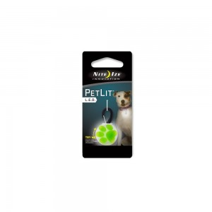 Nite Ize PetLit Led Collar Light – Groen