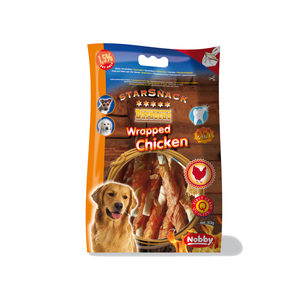 Nobby - Starsnack Barbecue Wrapped Chicken - 113 g