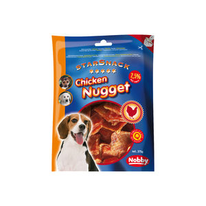 Nobby - Starsnack Chicken Nugget - 375 g