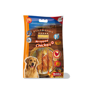 Nobby - Starsnack Chicken Wrapped M