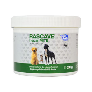 Nutrilabs Rascave Hepar – Mite – 90 tabletten