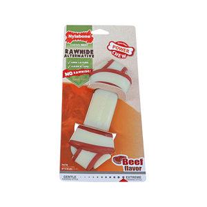 Nylabone Chew Rawhide Knot - Large (hondenras tot 23 kg)