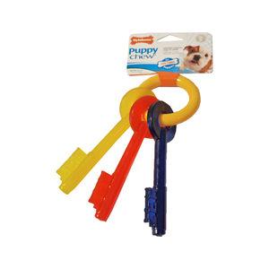 Nylabone Teething Puppy Keys - Small (klein hondenras tot 11 kg)