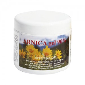Officinalis Arnica Gel 90% – 500 ml